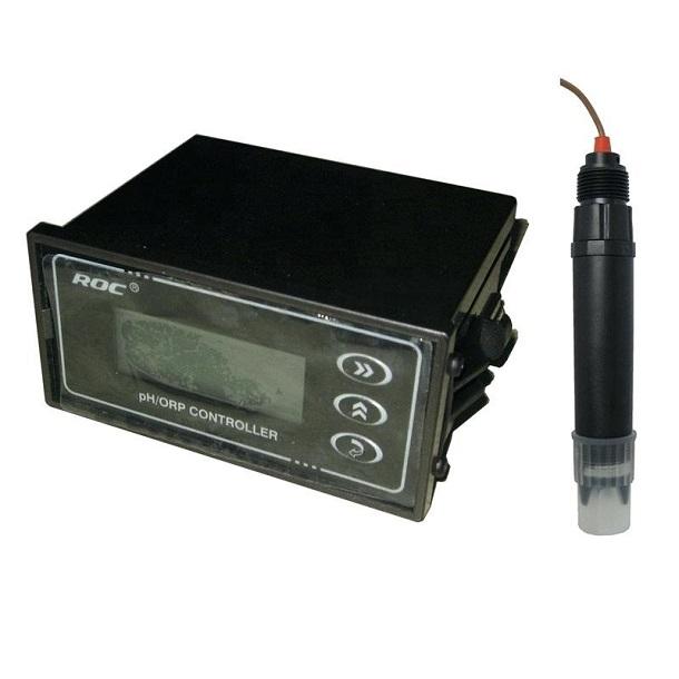 pH Meter & Controller